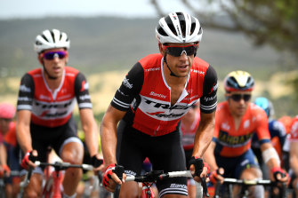 Richie Porte traditionally returns to Australia to compete at the Tour Down Under, which he won this year.