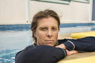 Juliet Sharpe lost over $265,000 from Jump which she paid for a swim school that never opened.