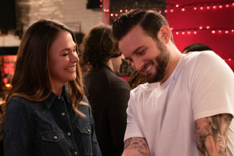 Liza and Josh's chemistry was palpable all series, but he barely factored in the final season.