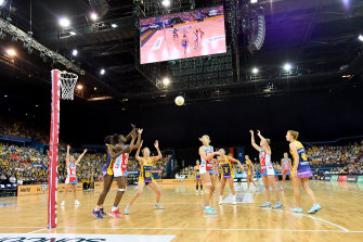 The Super Netball league is the latest code to announce drastic pay cuts due to the coronavirus pandemic.
