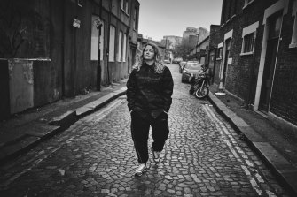 Out of South London: Kate Tempest.