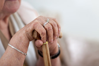 Victorians over 55 were at more risk of violence from family members - often adult sons or daughters - during lockdown, according to data compiled by Crime Statistics Victoria.