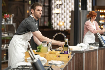 MasterChef's 2010 runner-up Callum Hann says this year's season is tougher than ever.