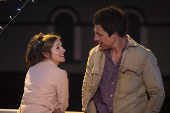 There's a big and impressive ensemble cast but at the heart of everything are Emma Hamilton and Stephen Peacocke.