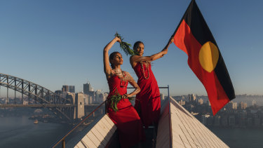 'She'll be looking down on us': A survival story set to bring down the Opera House