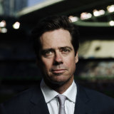 AFL chief executive Gil McLachlan