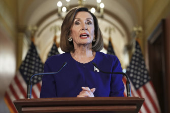 House Speaker Nancy Pelosi announces a formal impeachment inquiry into President Donald Trump.