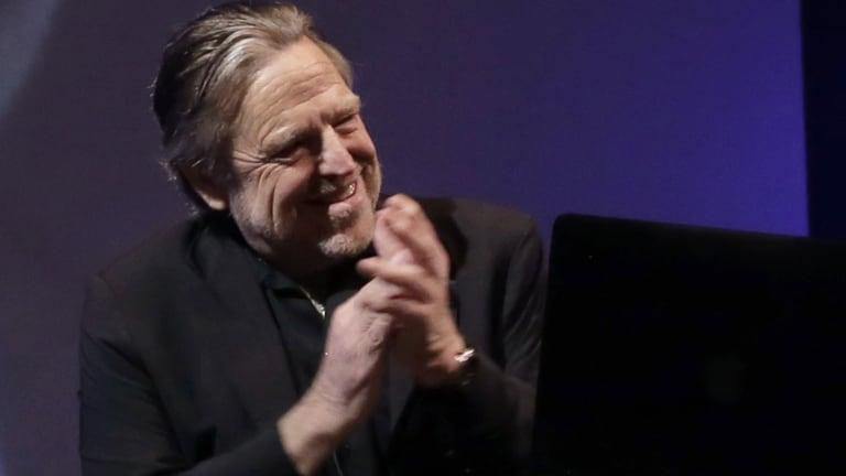 John Perry Barlow, internet pioneer, has died.