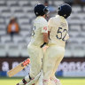 Timid England begin Ashes preparation in reverse