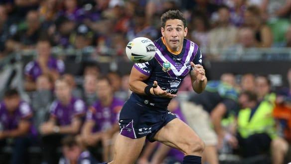 Wests Tigers stun Melbourne Storm