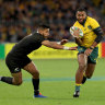 Bledisloe Cup 2019 LIVE: Wallabies beat All Blacks 47-26 at Optus Stadium