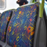 No more sad streamers: the redesign of Melbourne's garish train seats