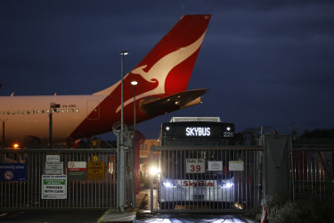 Qantas is expected to fly home some vulnerable Australians from Indonesia.