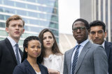 HBO's Industry follows young graduates competing for permanent positions at a prestigious investment bank.