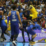 Boomers will use Qatar game to rally then move past brawl