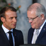 At Australia's first G7 there was more talk than action: but that's ok