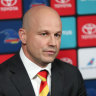 Nicks says Crows will go on the attack