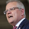 Morrison says nation's intelligence agencies up to the job on China