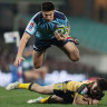 Waratahs run over top of Force to get back in winner's circle