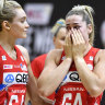 'Something was wrong': Swifts coach slams umpires after semi-final loss