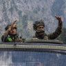 Indian, Chinese defence ministers meet amid border tensions