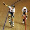 Australian duo win madison track World Cup gold