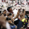 Indonesian rivals' final push unlikely to sway voters