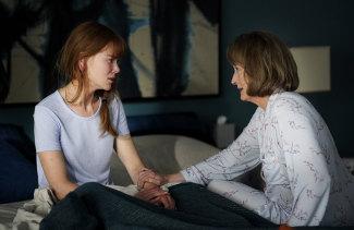 Nicole Kidman and Meryl Streep in the returning season of Big Little Lies.