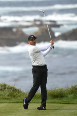 Jason Day sits third going into the final round at Pebble Beach.