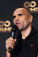 Anthony Mundine has made his feelings clear on vaccination.