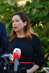 "Attorney-General Jaclyn Symes: ""These views won't be tolerated in Victoria, and neither will change or suppression practices.″⁣"