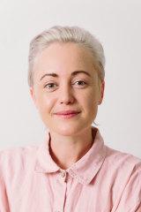 Meg O'Connell, creator of ABC comedy Retrograde.