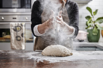 Famous last words: Time to show sourdough who's boss.