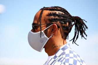 Lewis Hamilton's career could be extended by the coronavirus interruption to Formula One.