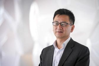 Deputy Chief Health Officer Allen Cheng.
