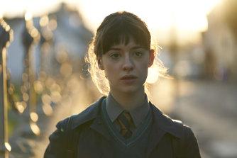 So long, Marianne ... Daisy Edgar-Jones in her first lead role in Normal People.