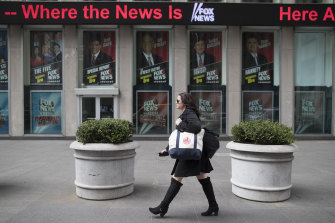Fox News has formalised a complaint with the ABC over a two-part series that looked at its role in the 2020 US election.