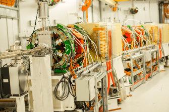 The Australian Synchrotron in Clayton.