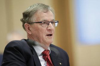 Professor Peter Collignon.