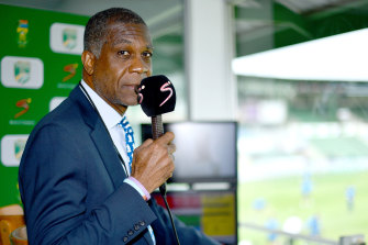 Michael Holding has written a book detailing his experiences with racism.
