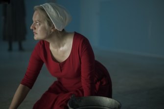The Handmaid's Tale latest season is on SBS on Demand, and catch up seasons on Stan.