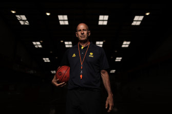 Brian Goorjian will face the Kings for the first time on Sunday since leaving the club in 2008, after taking on the job as head coach of the Illawarra Hawks last year.
