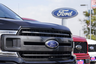 Ford made the announcement one year after it sent workers home to wait out the pandemic.