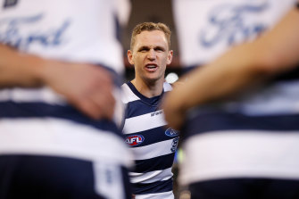 Joel Selwood's Cats got off to a fast start against the Eagles and they will be aiming to do the same against Richmond.