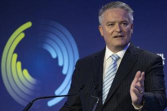 "OECD Secretary-General Mathias Cormann said it was a ""major victory""."