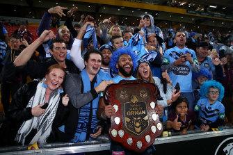 Josh Addo-Carr will cause Queensland plenty of headaches in Adelaide on Wednesday night.