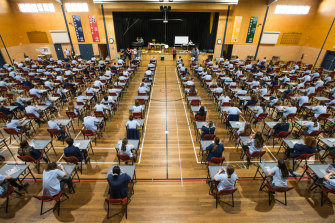 Preparing for selective-school entry exams can be expensive.