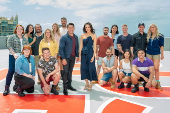 Day one contestants on House Rules High Stakes.
