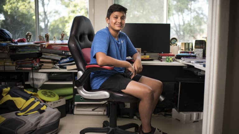 Omkar Pednekar tried a few different types of coaching before he sat the selective schools test. He said while they helped, they were mostly about rote learning.