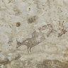 Discovery of ancient cave paintings rewrites history of spirituality